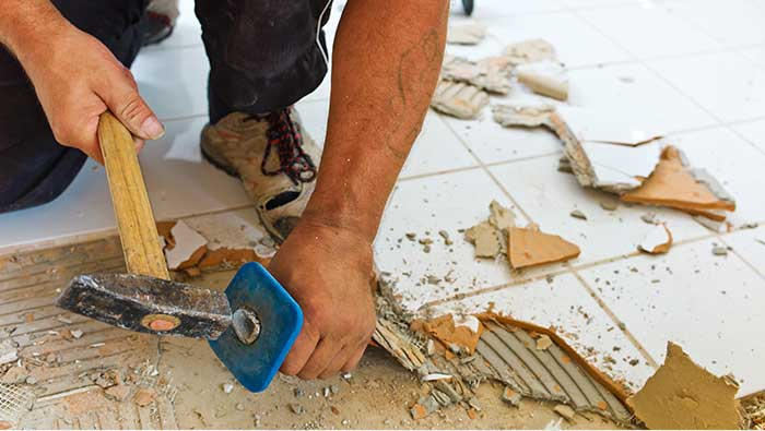 Safe DIY Bathroom Demolition (An Essential Checklist)